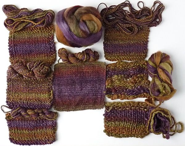 Why I Knit With Handspun - Great column by Jillian Moreno in the new Spring+Summer 2013 Knittyspin