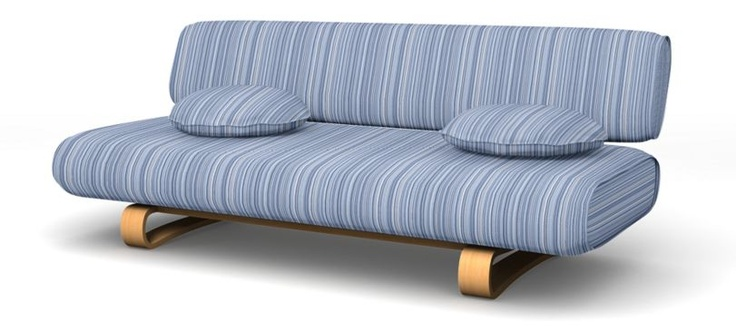 Allerum Sofa bed cover - Allerum | Bemz
