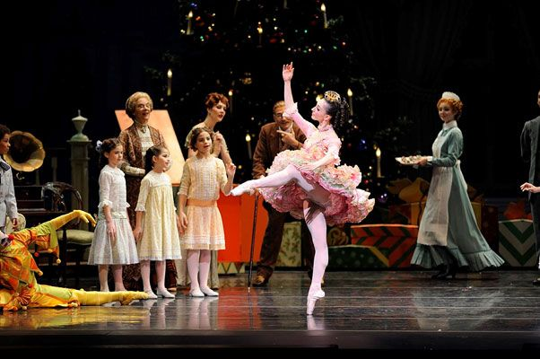 Family: The Youngest Stars of Nutcracker: San Francisco Ballet