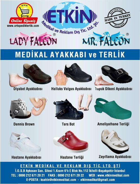Ortopedik Ayakkabı Modelleri
