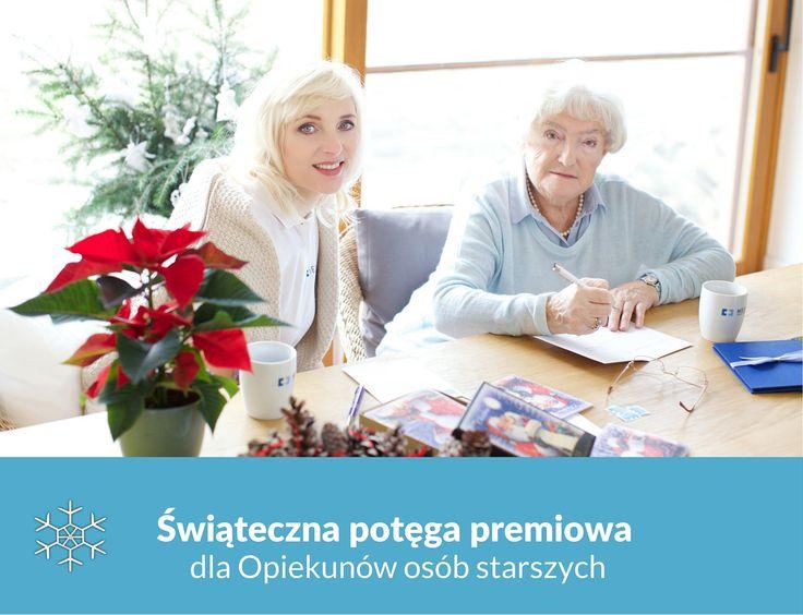 Premia świąteczna dla Opiekunek i Opiekunów  osób starszych na terenie Niemiec: 300 € brutto dla każdego!