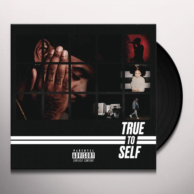 Bryson Tiller True To Self Vinyl Record Vinyl Records Vinyl Records