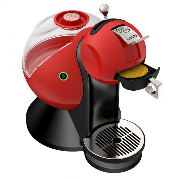 Simple Now proud owner of one of these Nescaf Dolce Gusto Melody in red x
