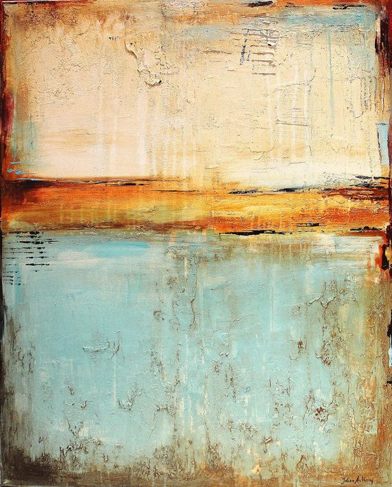 40 xxl grande pintura mixta Resumen pintura por jolinaanthony