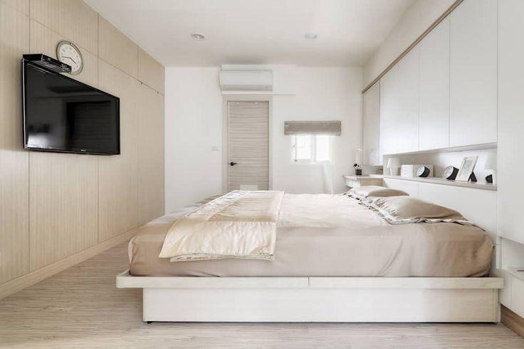 Las 25 mejores ideas sobre dormitorio escandinavo en pinterest iluminaci n genial para - Cabecero estilo escandinavo ...