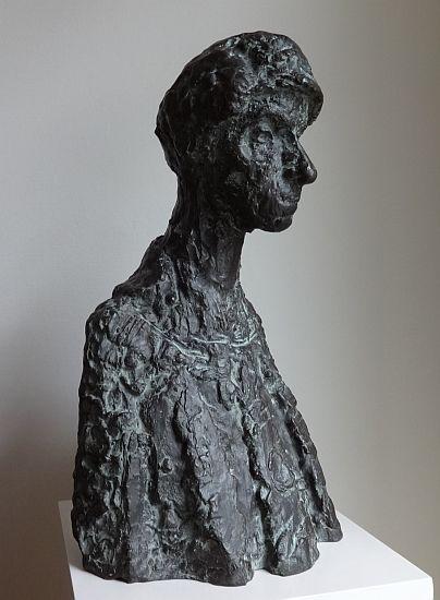 Portret van Ro Mogendorff