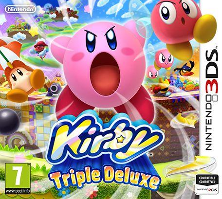 Kirby: Triple Deluxe-3DS