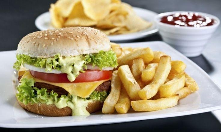 Πρόχειρο φαγητό και κατάθλιψη