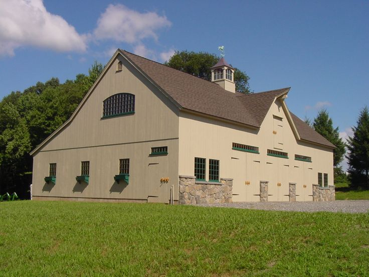 17 best images about larger 1 1 2 story barns on pinterest for 2 story barns