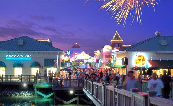 Myrtle Beach, South Carolina  Broadway At The Beach! I used to LOVE this place! LOTS of fun times here :)