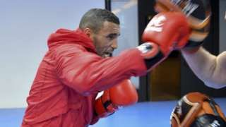 Rio 2016: Moroccan boxer held over alleged sex assault - BBC News