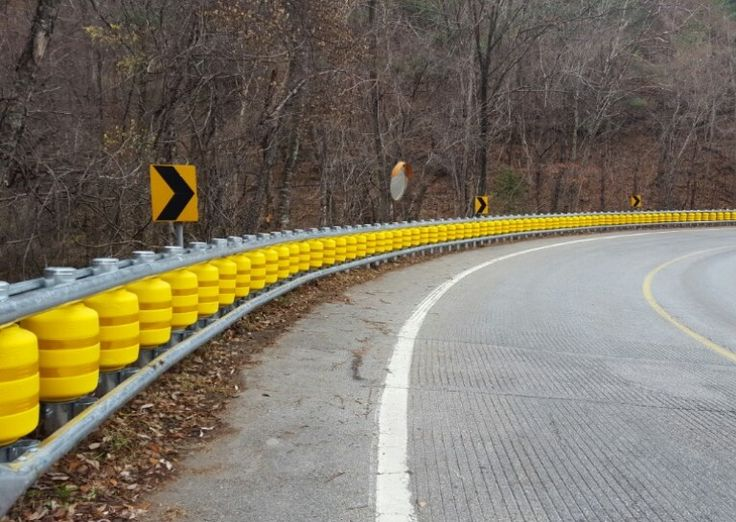 Kết quả hình ảnh cho New guardrail developed by Korean company could save countless lives
