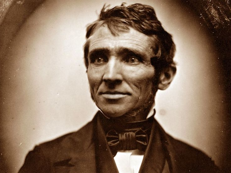 Charles Goodyear - inventor of vulcanized rubber, 1844
