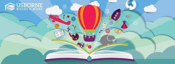 Usborne Books & More!  Melissa Malpica / Consultant
