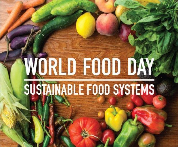 October 16: World Food Day 2014