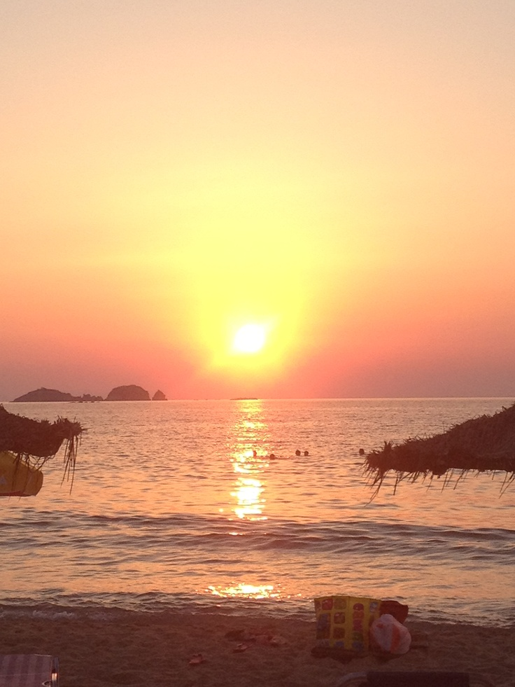 Parasporos beach,Paros