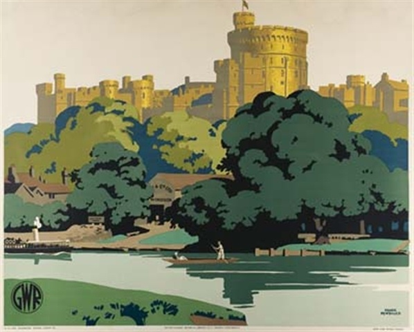 Windsor Castle - Frank Newbold