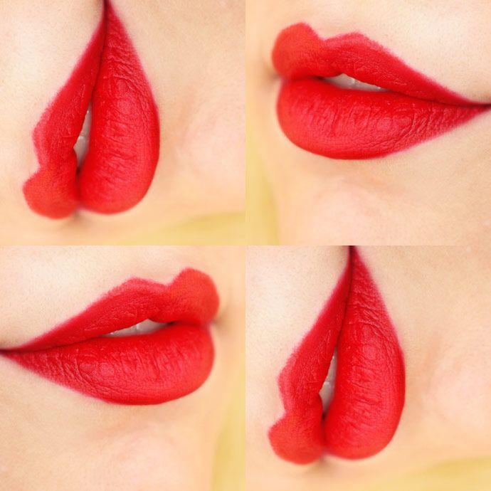 Tutorial – como aplicar batom vermelho