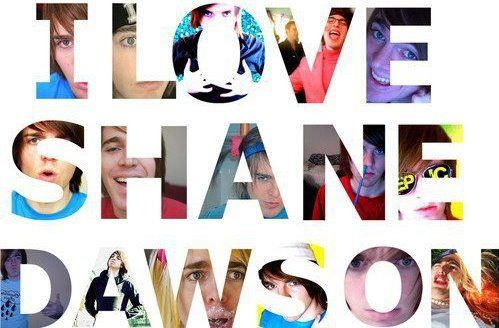 I   <3   SHANE  DAWSON! This is amazing.<3