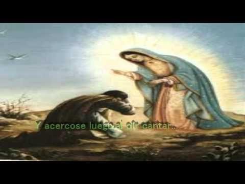 La Guadalupana canto a la Virgen♥ ORIGINAL CON LETRA.