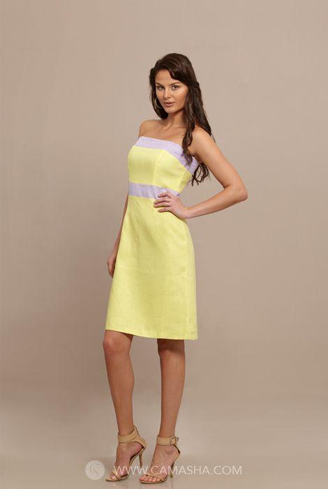 Camasha | Vestido para dama de honor disponible en http://camasha.com/producto/13-v-03/