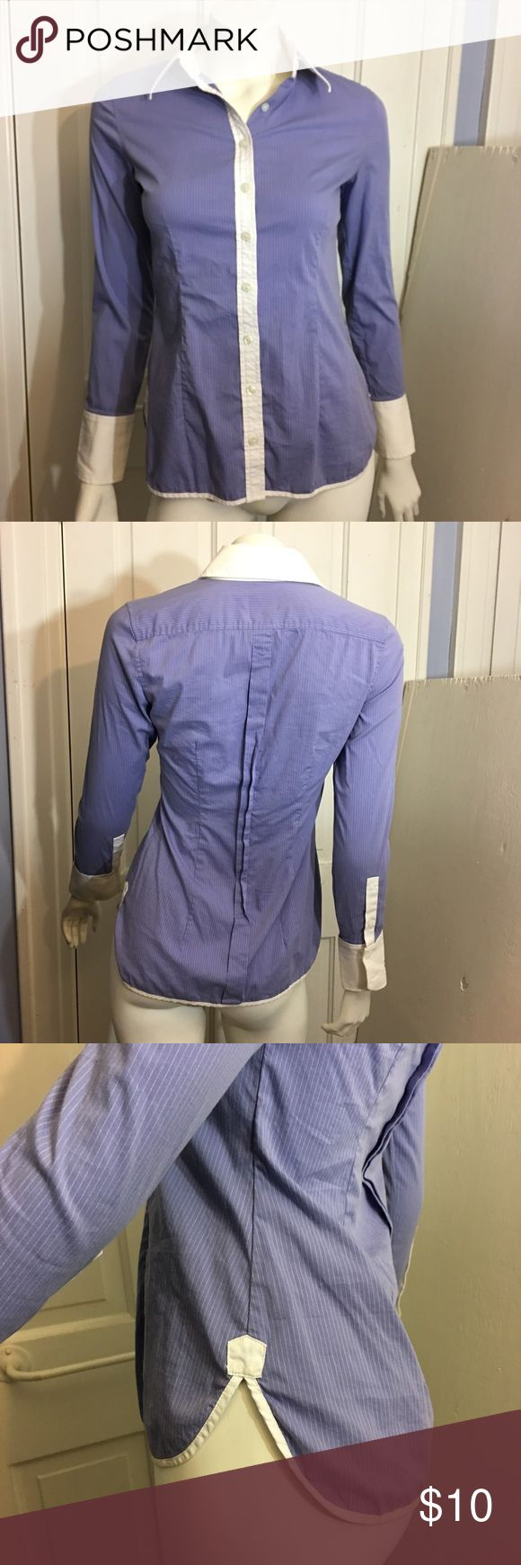 Express design studio button down shirt Express design studio button down shirt, in great pre-owned condition. Express design studio Tops Button Down Shirts