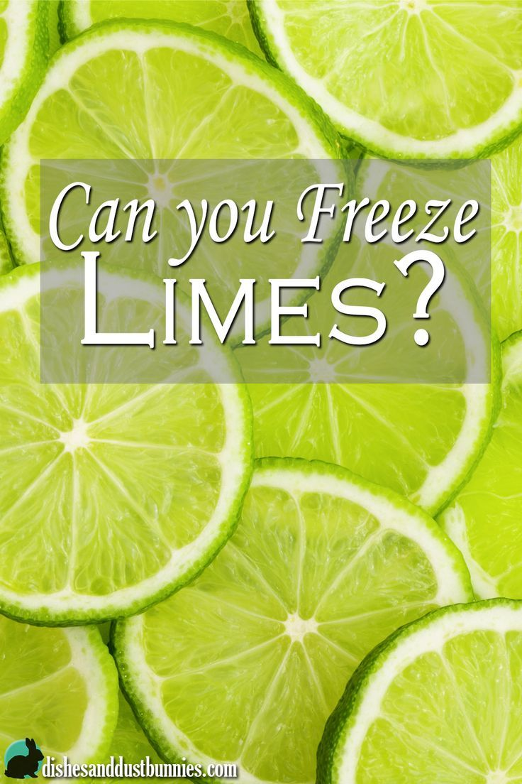 In this post I'll give you a few hints on some creative ways to freeze limes or any citrus fruit!
