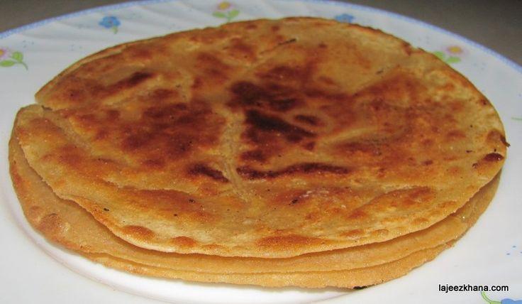 satpura paratha