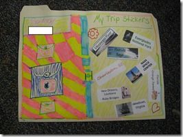 "Social Studies ""suitcases"" ... Fun idea for studying geographical locations."