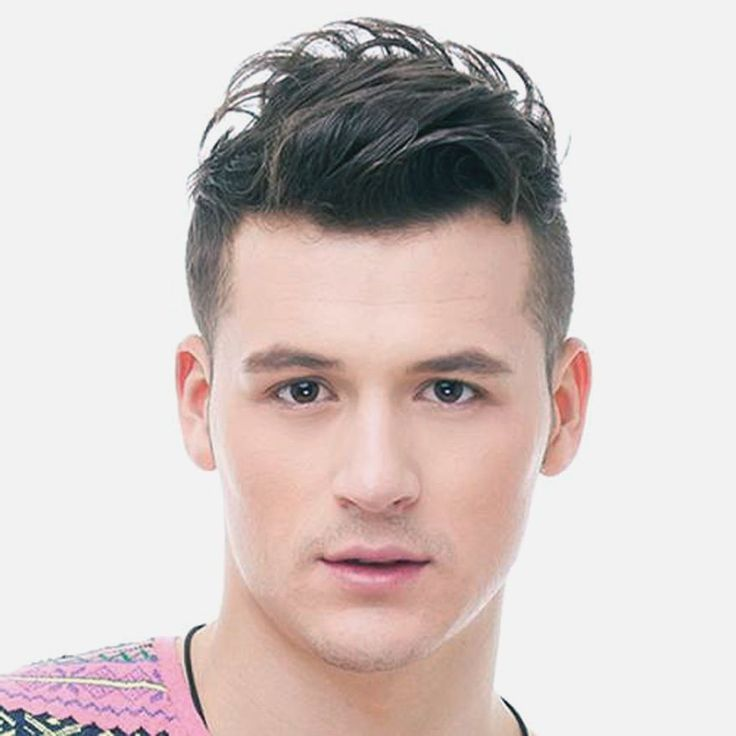 Mens Hairstyles Short Sides Medium Top more picture Mens Hairstyles Sho