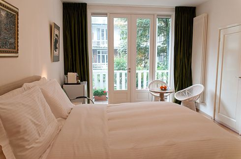 13 Of The Most Amazing Bed-And-Breakfasts In The World..LEQUARTER SONANG BEDROOM AMSTERDAM..BELLA DONNA