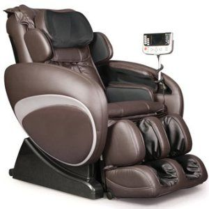 The Osaki Massage Chair is one of the most high-tech massage chairs currently available. The machine has a variety of different shiatsu massage settings, along with a zero gravity feature. If you suffer from chronic back pain, this massage chair can help alleviate that pain. If you have difficulty doing day-to-day activates due to muscle stress, the zero gravity shiatsu massage function can help. Zero gravity shiatsu massage chair, 15 different massage programs, 6 different techniques…