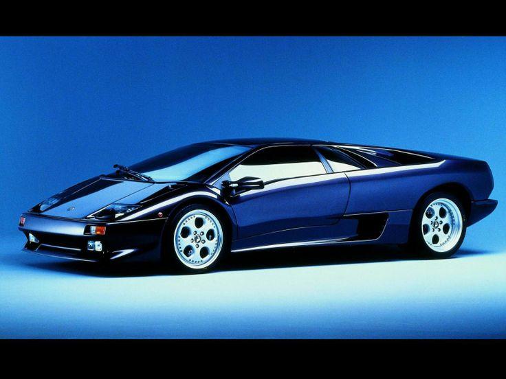 329 best Lamborghini Diablo images on Pinterest  Lamborghini