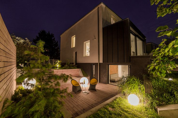Modernizacja domu typu kostka