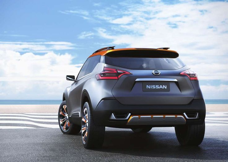 Nissan Kicks Concept - Kicks