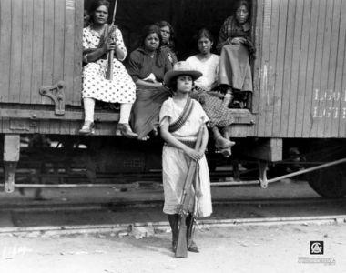 Femmes de la révolution mexicaine
