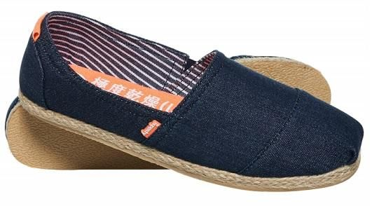 Superdry Jetstream Espadrille GF1003HQ for Women at just €29.95  #onlineshopping #fashion #products #Ireland #Portfashion #boots #shoe #onlinestore