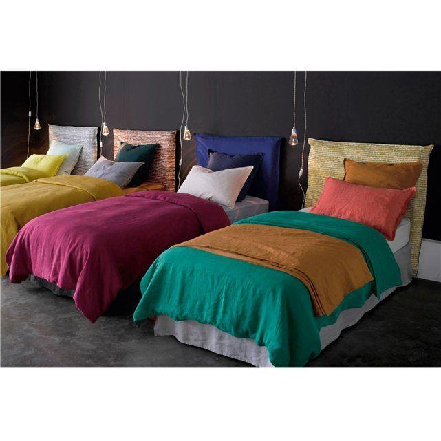 17 meilleures images propos de t te de lit sur pinterest livres t tes de - Ampm tete de lit bois ...