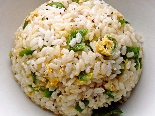 Risotto uova e asparagi ricetta
