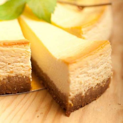 Recipes | Limoncello Cheesecake with a Biscotti Crust | Sur La Table
