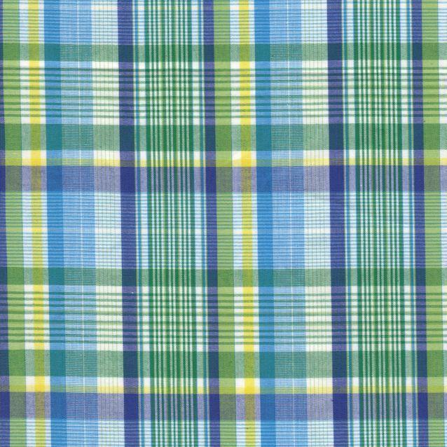 Distinctive Sewing Supplies - Yarn Dye Plaid Stretch Shirting - Blue Multi, $14.99 (http://www.distinctivesewing.com/yarn-dye-plaid-stretch-shirting-blue-multi/)