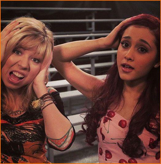 Ariana Grande Cat Valentine Sam Amp Cat Victorious Lexi T