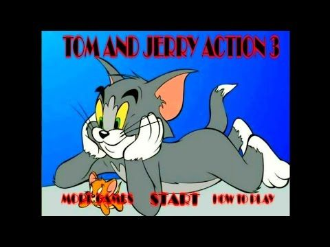 Tom And Jerry Top Games Tom And Jerry Action 3