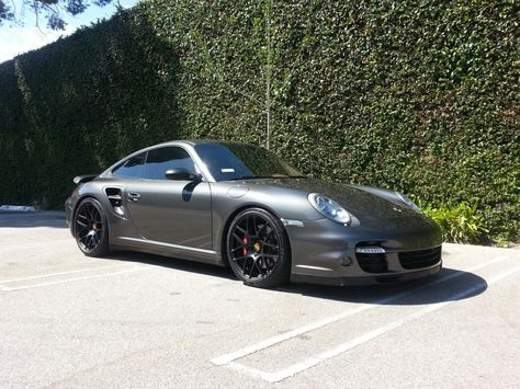 Exceptional FS: 2007 911 Turbo 6 Spd. Slate Grey Metallic With Natual Brown Full Leather Amazing Ideas
