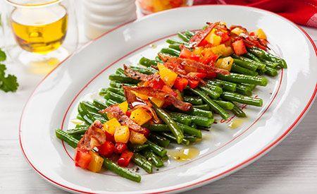 die besten 25 bohnensalat ideen auf pinterest bohnensalat rezept bohnensalat dressing und. Black Bedroom Furniture Sets. Home Design Ideas