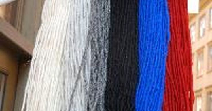 Tipos de hilo para tejer