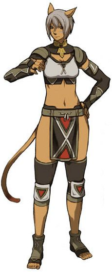 Final Fantasy XI: Mithra