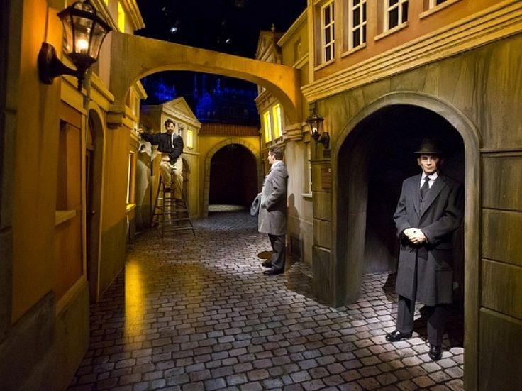 Musée Grévin Prague #Joravision #entertainment #museum