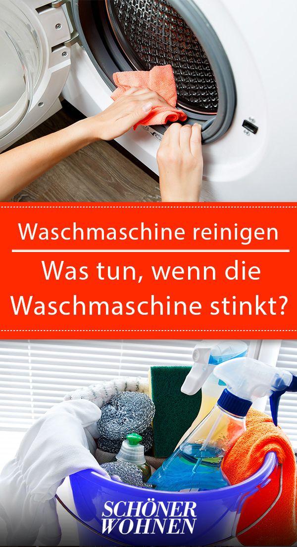 Waschmaschine reinigen – die besten Hausmittel