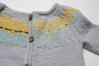 Dove Bláithín on Ravelry. Made from Malabrigo Merino Worsted. Kate Davies pattern.